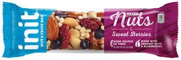 Init™ Mixed Nuts & Sweet Berries Nut & Fruit Bar 1.41 oz. Bar