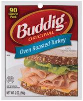 Carl Buddig Original Oven Roasted Turkey 2 Oz Peg