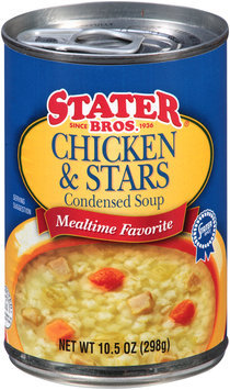 Stater® Bros. Chicken & Stars Condensed Soup 10.5 oz. Can
