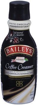 Baileys® Non-Alcoholic White Chocolate Peppermint Bark Coffee Creamer 32 fl. oz. Bottle