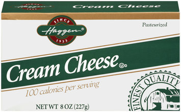 Haggen  Cream Cheese 8 Oz Box