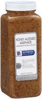 McCormick® Culinary® Honey Mustard Marinade 32 fl. oz. Bottle