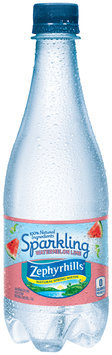 Zephyrhills® Sparkling Watermelon Lime Natural Spring Water
