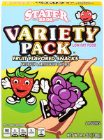 Stater Bros.® Variety Pack Assorted Fruit Snacks
