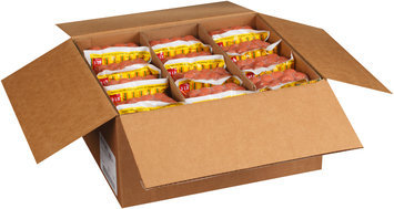 Nathan's® Famous Quarter Pound Beef Franks 48 oz. Pack