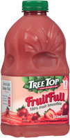 Tree Top® Fruit Full Strawberry 100% Fruit Smoothie 46 fl. oz. Bottle
