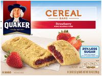 Quaker® Strawberry Cereal Bars