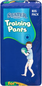 Stater Bros.® Training Pants for Boys 4T-5T 38+ lbs. 42 ct Bag