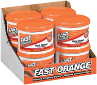 Permatex® Fast Orange® Pumice Cream Formula Hand Cleaner 14 oz Jar