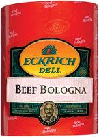 Eckrich Beef Bologna 1/4 Stick Deli - Bologna