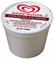 Good Humor Ice Cream Cup Chocolate Single Serve Novelty 4 Oz Cup
