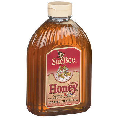 SueBee Clover Premium Honey