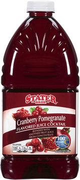 Stater Bros.® Cranberry Pomegranate Juice Cocktail 96 fl. oz. Bottle