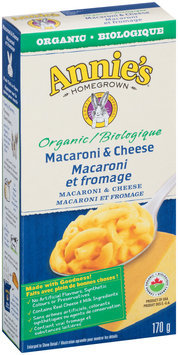 Annie's Homegrown® Organic Macaroni & Cheese 5.5 oz. Box