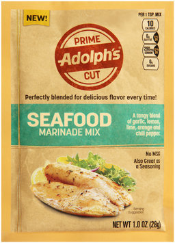 Adolph's® Prime Cut Seafood Marinade Mix 1.0 oz.