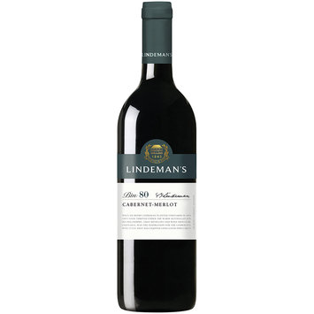 Lindeman's Bin: 80 Cabernet–Merlot Wine 1 ct. Bottle