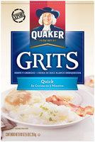 Quaker Quick Grits Spanish 5 Lb Box