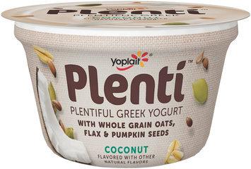 Yoplait® Plenti™ Greek Coconut Low Fat Yogurt