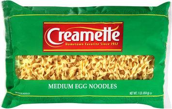 Creamette® Medium Egg Noodles 16 oz. Bag