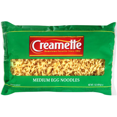 Creamette® Medium Egg Noodles 16 oz. Bag