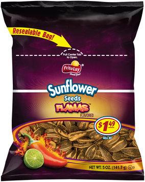 Frito Lay® Flamas™ Flavored Sunflower Seeds 5 oz. Bag