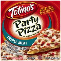 Totino's® Triple Meat Party Pizza® 10.5 oz. Box