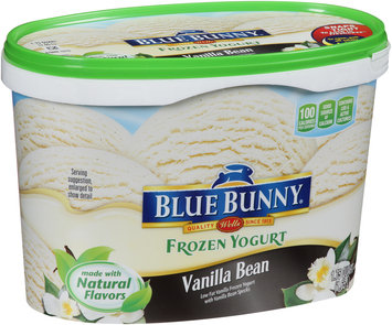 Blue Bunny® Vanilla Bean Frozen Yogurt