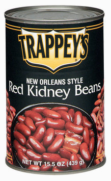Trappey's Red New Orleans Style Kidney Beans 15.5 Oz Can