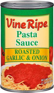 Vine Ripe® Roasted Garlic & Onion Pasta Sauce 24 oz. Can