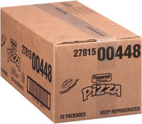 Armour® Lunchmakers® Pepperoni Flavored Sausage Pizza with 6.75 fl oz Hawaiian Punch Fruit Juicy Red 3.22 oz. Box