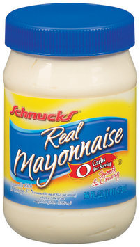 Schnucks Real Mayonnaise 16 Oz Plastic Jar