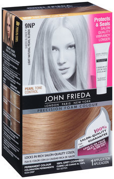 John Frieda® Sheer Blonde® 9NP Light Natural Pearl Blonde Precision Foam Colour 1 ct Box