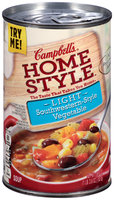 Campbell's® Homestyle™ Light Southwest-Style Vegetable Soup 18.6 oz. Can