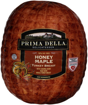 Prima Della™ Honey Maple Turkey Breast