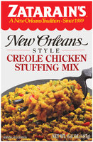 Zatarain's® Creole Chicken Stuffing Mix 6.6 oz. Box