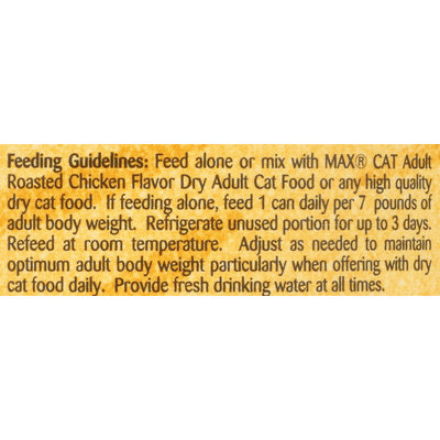 Nutro® MAX® CAT Turkey & Giblets Formula Cat Food 5.5 oz. Can