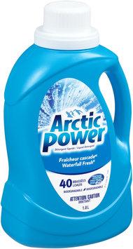 Arctic Power® Waterfall Fresh™ Liquid Detergent 1.8L Jug