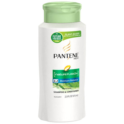 Pantene Nature Fusion Moisture Balance 2-in-1 Shampoo & Conditioner