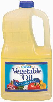 Springfield  Vegetable Oil 64 Oz Jug