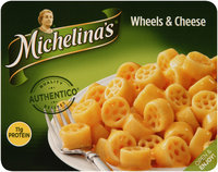 Michelina's® Authentico® Wheels & Cheese 8 oz. Tray