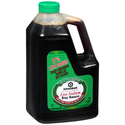 Kikkoman® Naturally Brewed Less Sodium Soy Sauce