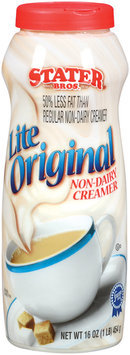 Stater Bros. Lite Original Non-Dairy Creamer 16 Oz Pour Spout