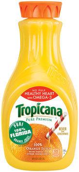 Pure Premium® Healthy Heart Orange Juice with Omega-3 59 oz. Carton