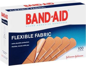 Band-Aid® Brand Adhesive Bandages Flexible Fabric Band Aids 100 ct. Box