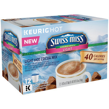Swiss Miss Sensible Sweets Light Hot Cocoa Mix K-Cup