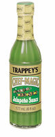 Trappey's Chef-Magic Jalapeno Sauce 6 Oz Glass Bottle