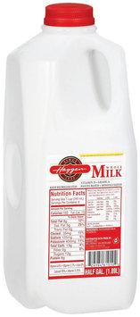 Haggen Whole Vitamin D Milk .5 Gal Jug