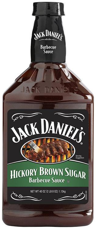 JACK DANIEL'S Hickory Brown Sugar Barbecue Sauce