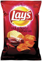 LAY'S® Hot & Spicy Barbecue Potato Chips