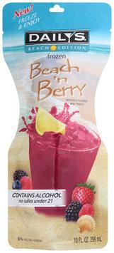 Daily's® Beach Edition Frozen Beach 'n Berry 10 fl. oz. Pouch